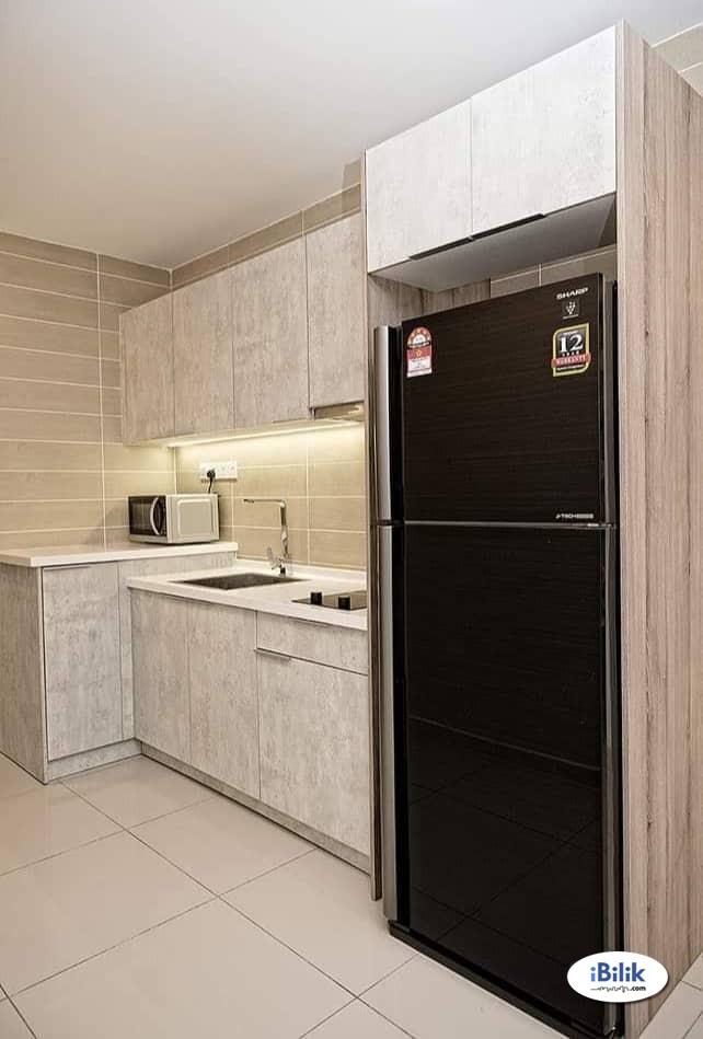 Master Room at D'Latour, Bandar Sunway
