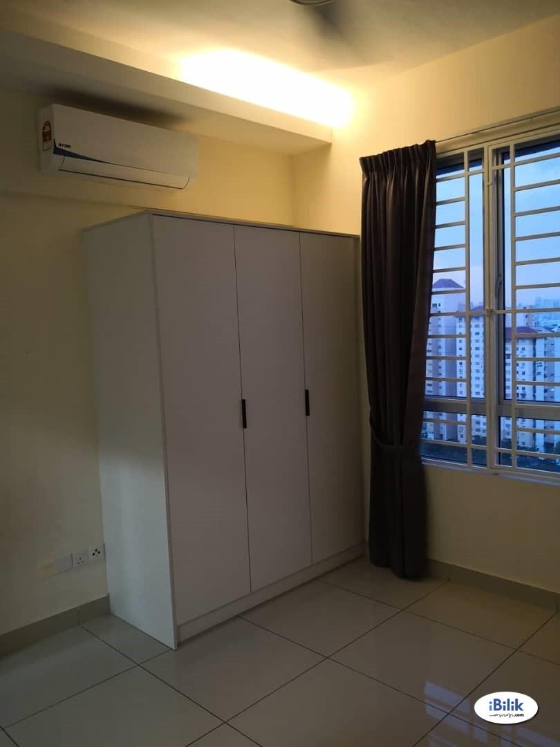 PV21 Master Room at Setapak, Kuala Lumpur for Rent