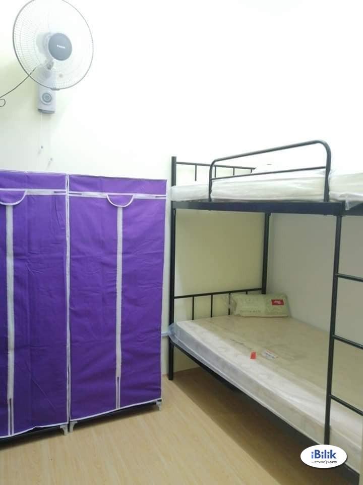 SRI BEGONIA APARTMENT Bandar Puteri Puchong Unit (Bilik Sewa/Hostel)