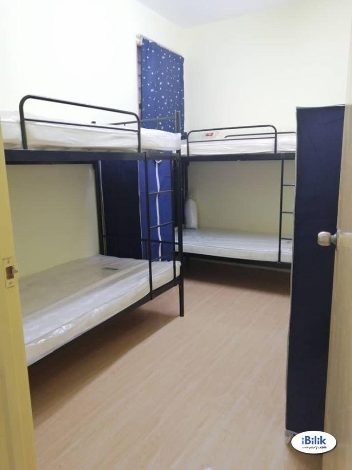 SRI DAHLIA APARTMENT Bandar Puteri Puchong Unit (Bilik Sewa/Hostel)