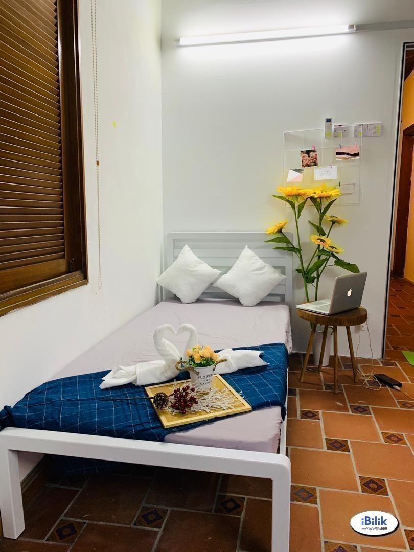 Single Room Bangsar near ⭐Bangsar Village Mall Jalan Telawi Business Center