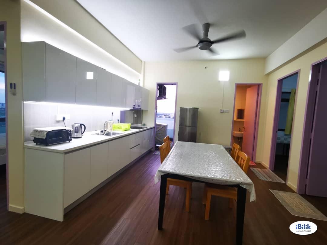 Master Room at The Grand SOFO, Kelana Jaya
