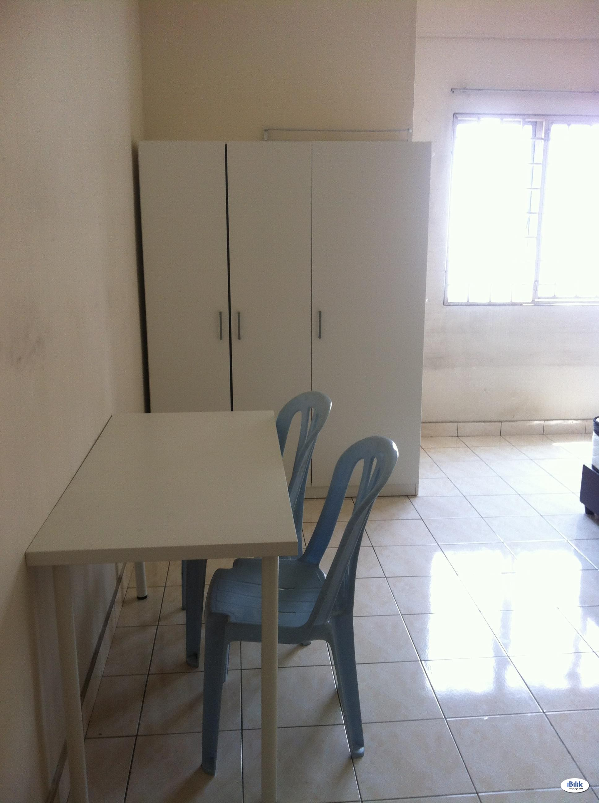 Prima setapak  blk A masterroom for rent , Move in anytime