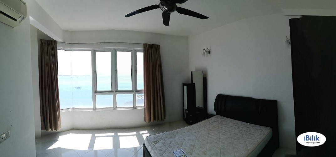 Own Bathroom! Karpal Singh Drive, Condo Air Cond Furnished Room For RENT!!