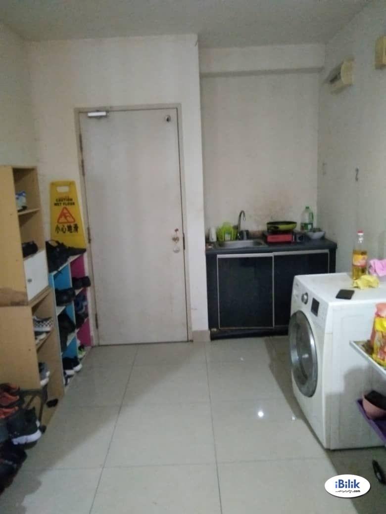 Single Room at Menara U, Shah Alam