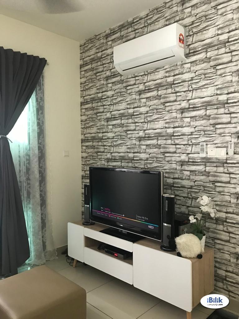 Middle Room at Ascenda Residence @ SkyArena, Setapak