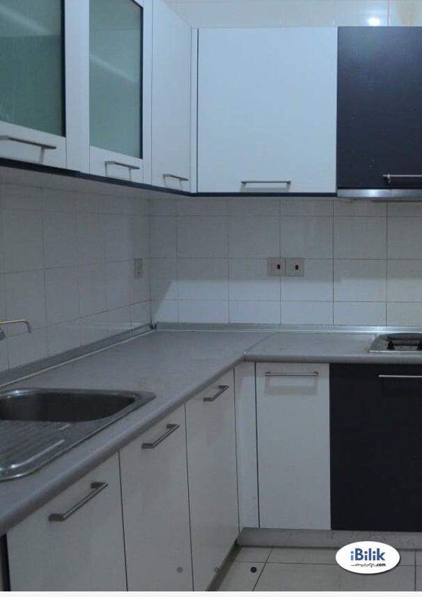 Single Room at Avenue Crest, Shah Alam, Seksyen 22, Batu 3, Nearby Gleanmarie, Aeon, Tesco, Giant