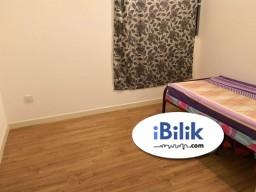 Room Rental in Kuala Lumpur - Single Room at Casa Green, Bukit Jalil