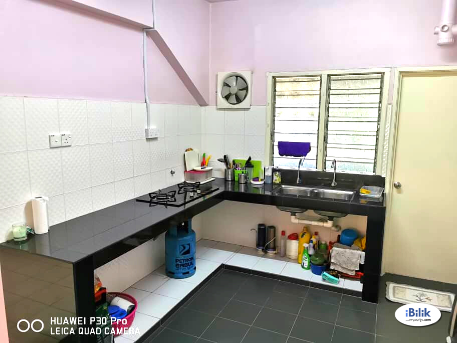 🎁[All Included] - 5 mins walk to LRT - Fully Furnished Single Room