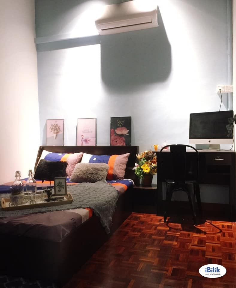 ✅Utilities Included✅ FMCO Promo! Fully Furnished Middle Room at Seremban