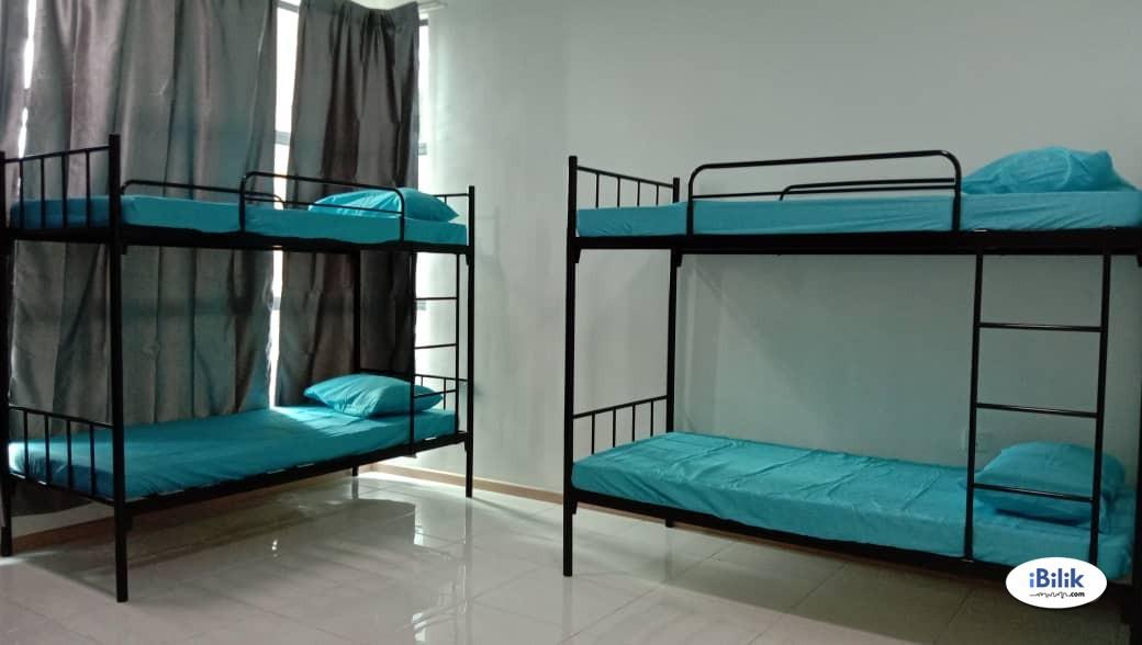 MCO Promotion - Kondominium Vista Alam Seksyen 14 Shah Alam Unit (Bilik Sewa/Hostel)