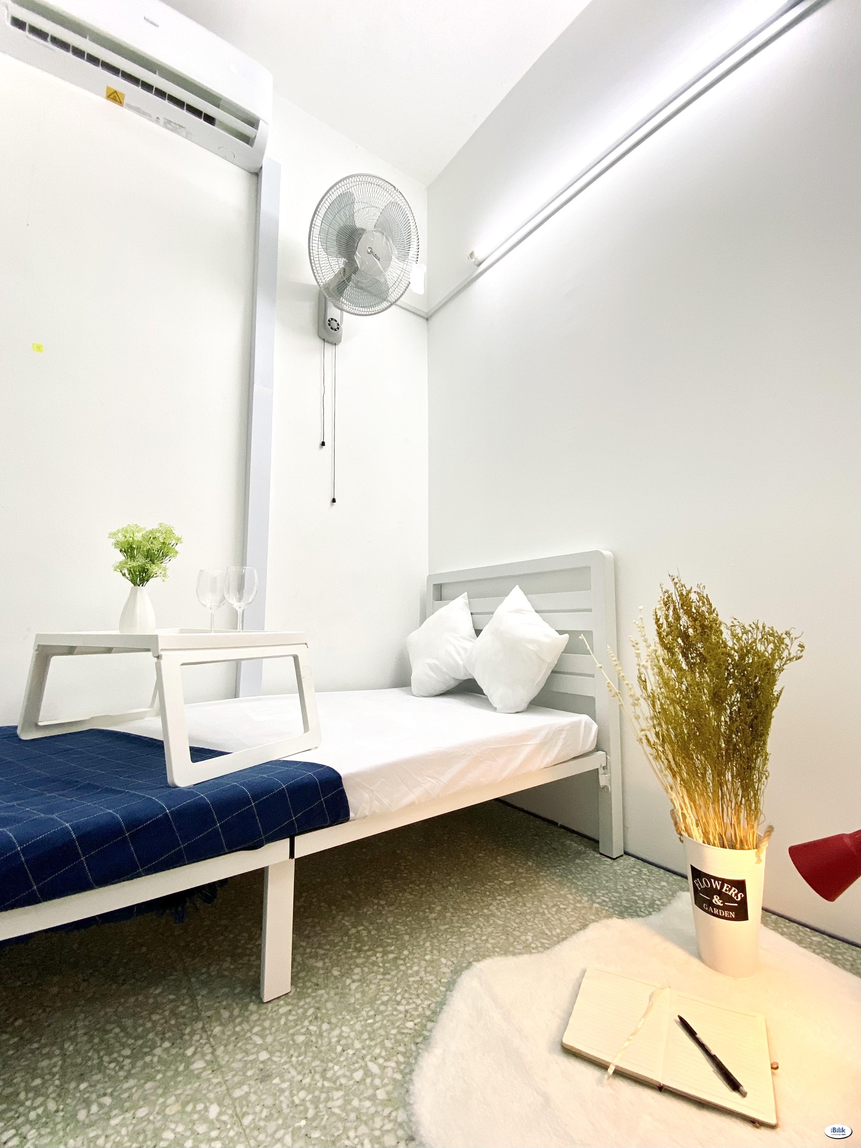 FREE HIGH SPEE WIFI 🚀 Single Room at Setia Alam, Shah Alam
