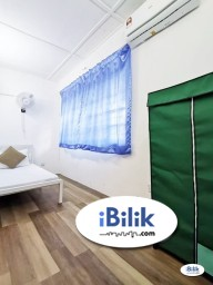Room Rental in Selangor - 🛌 Cosy Middle Room at Section 7, Petaling Jaya with High Speed WIFI