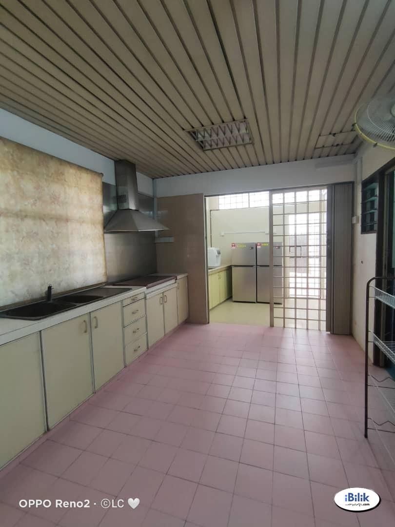 1 Month Deposit 💥 Single Room Bangsar near LRT Village Bangsar