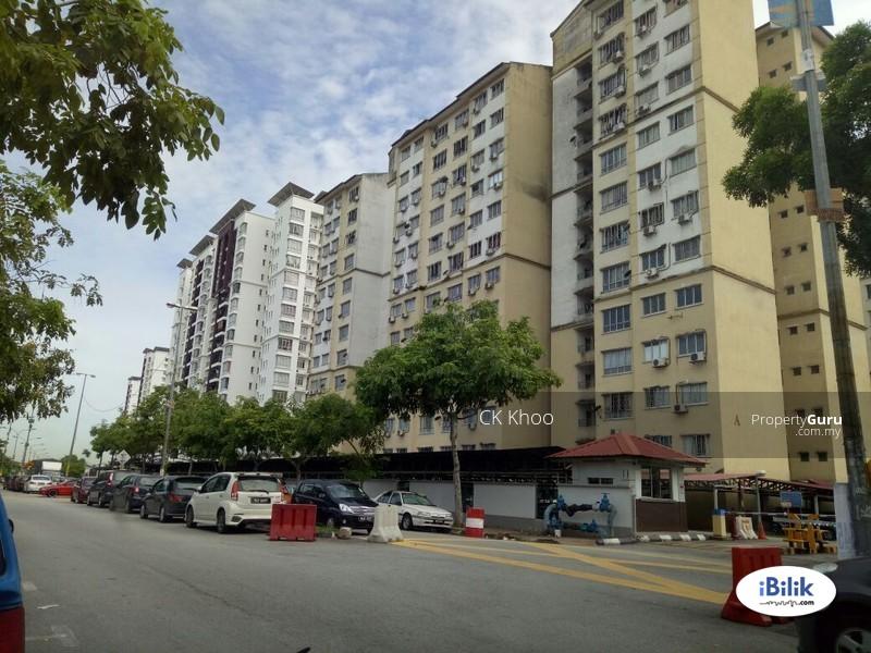Apartment Damai Senja, Petaling Jaya (Master Bedroom - Kemasukan July 2021)