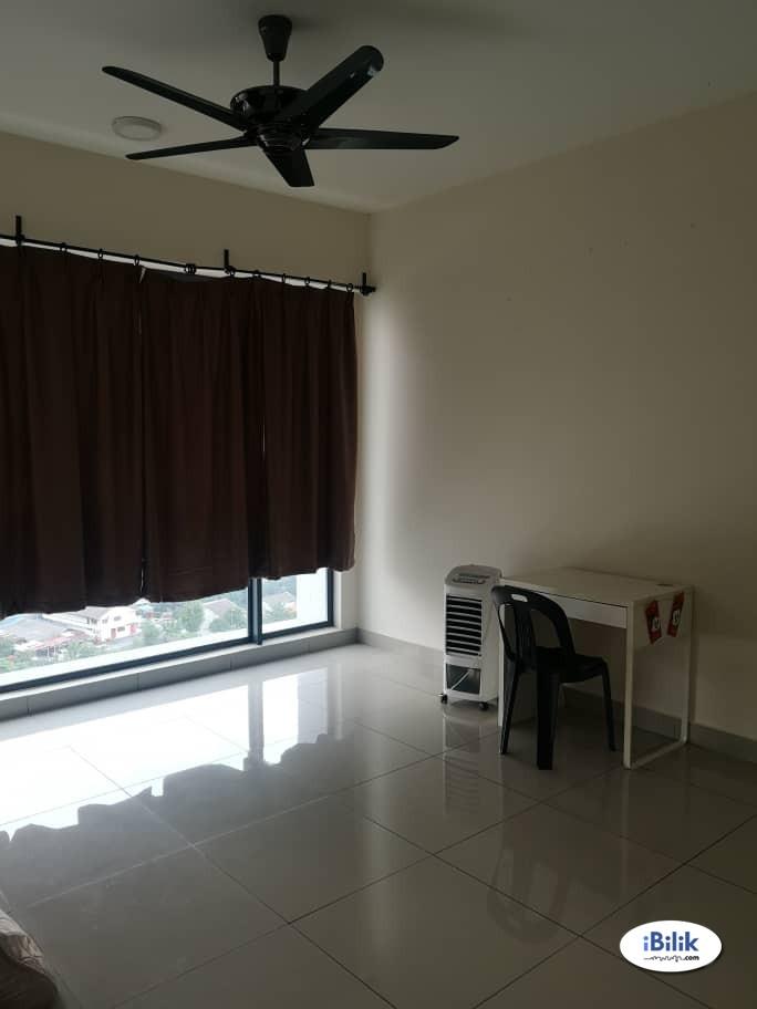 Master Room (included 1 Car Park) at Ascenda Residence @ SkyArena, Setapak