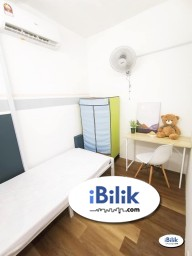 Room Rental in Petaling Jaya - ⚠️ 1 Month Deposit ⬅️5 Mins Walking Kelana Jaya LRT Station⚡ Single Room in SS4,Kelana Jaya ⚡