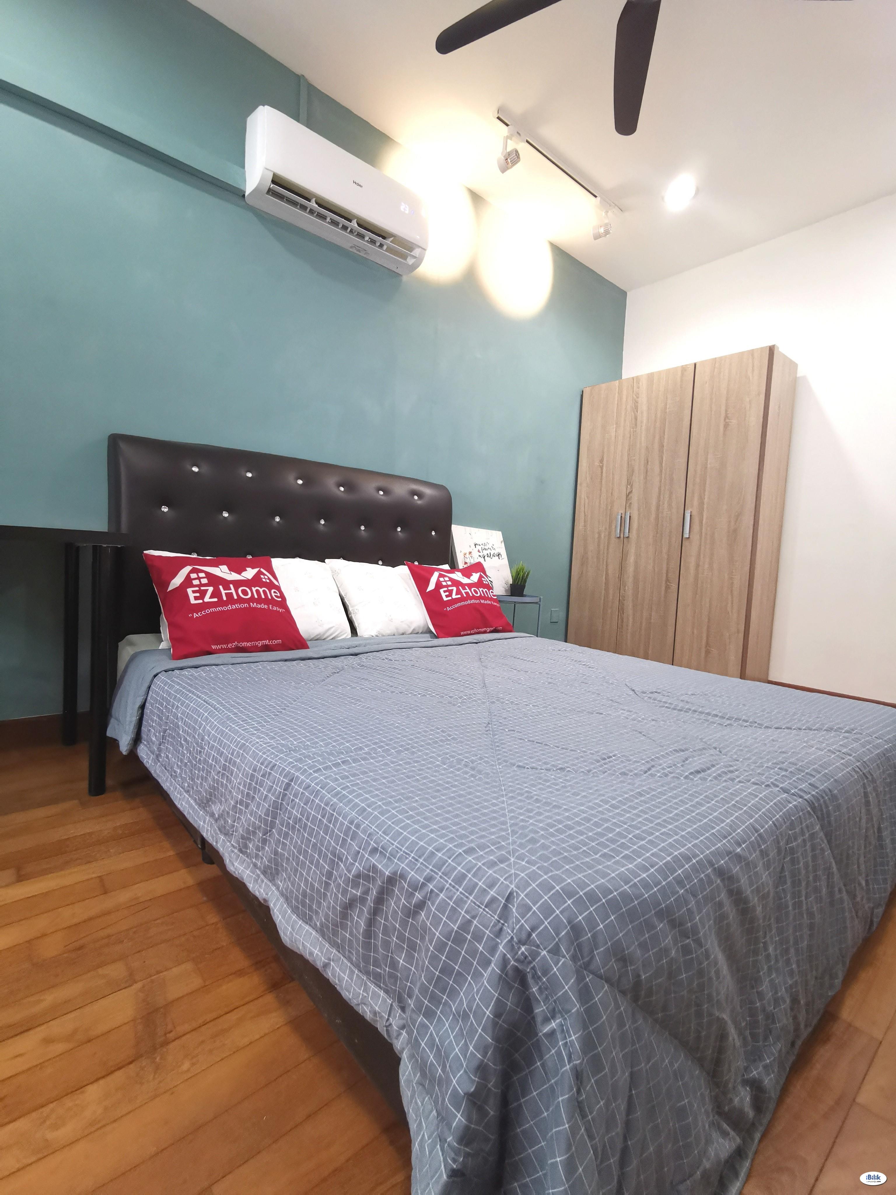 📢[SPACIOUS MEDIUM ROOM] ✨(WITH RECLINER SOFA!!)✨ - BU 10 / Bandar Utama / Petaling Jaya