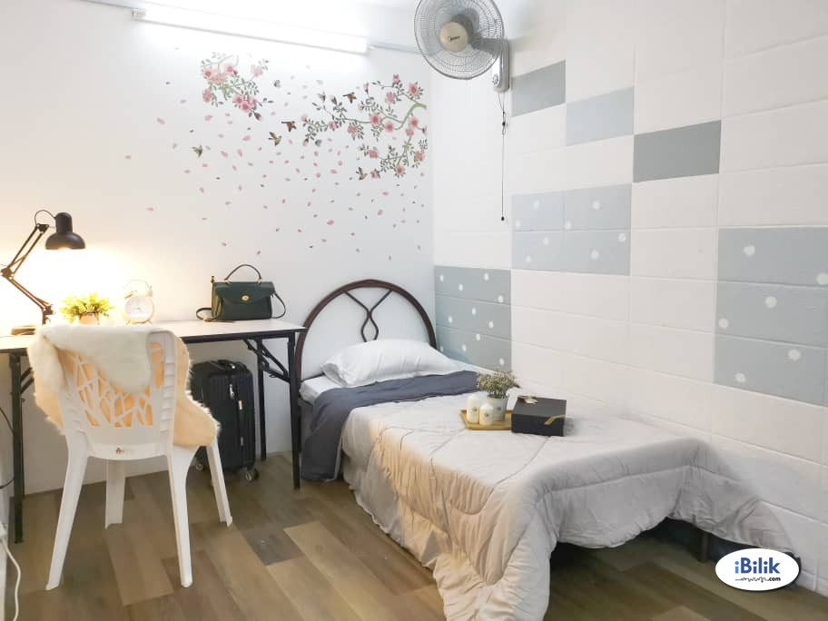 🆓1 Month Rental Single Room at Bandar Utama, Petaling Jaya
