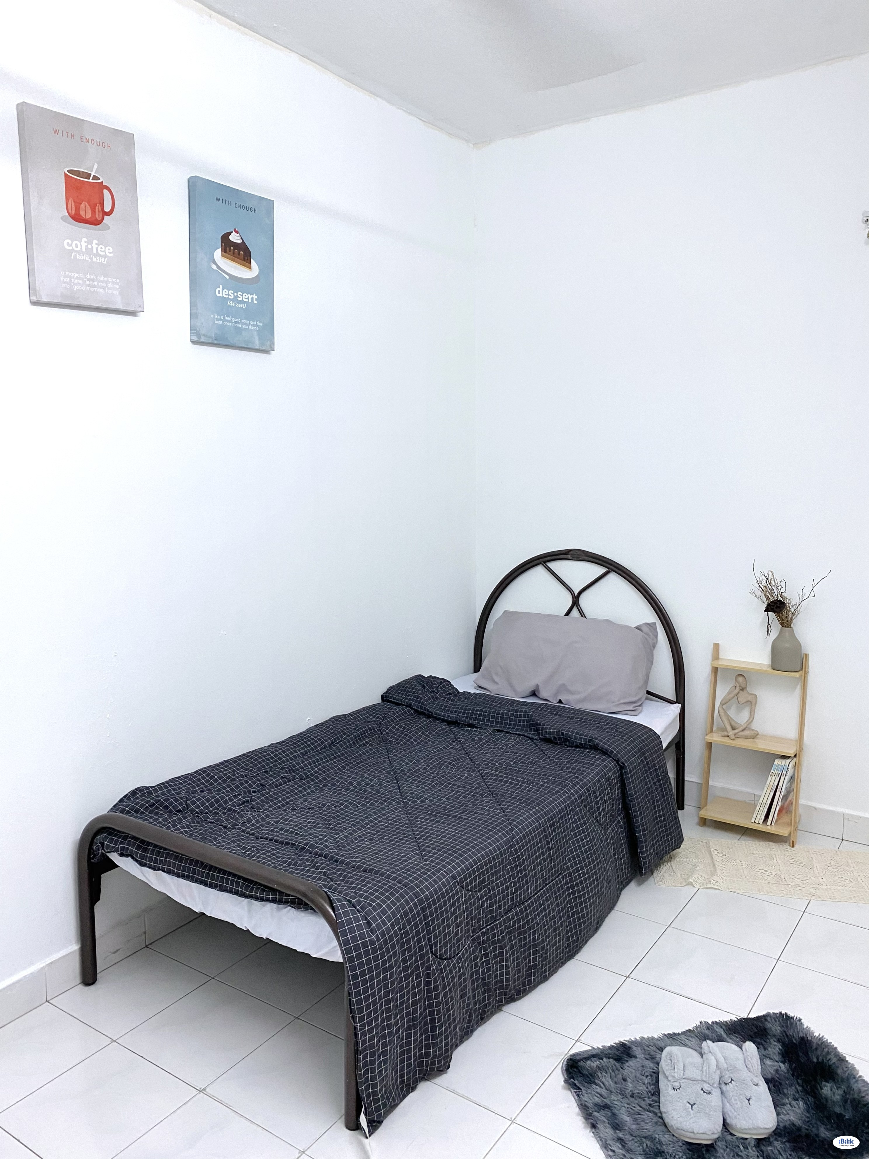 Single Room at Taman Megah, Kelana Jaya