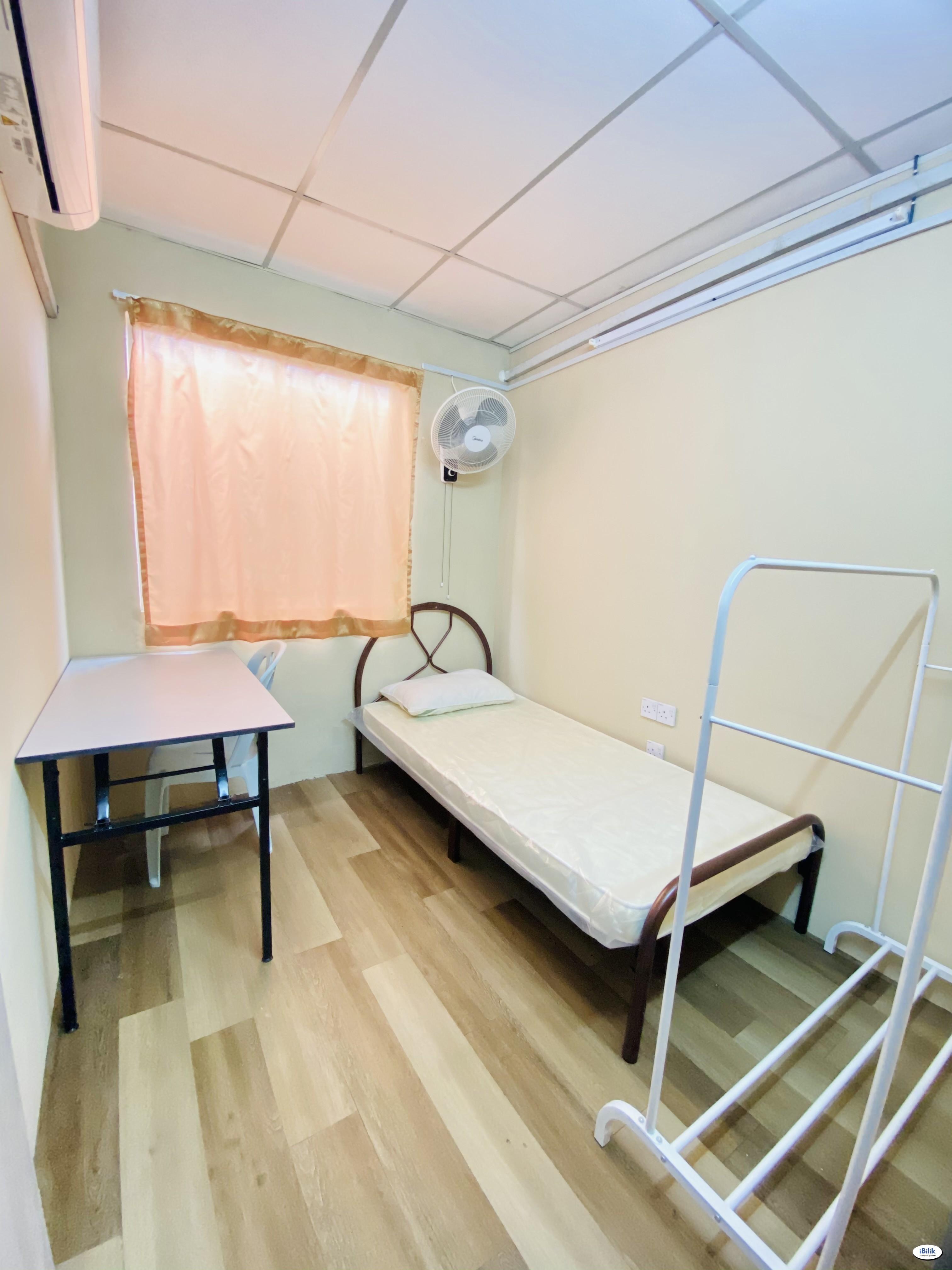 📌Single Room at SS4D, Kelana Jaya Near Kelana Jaya LRT Station📌
