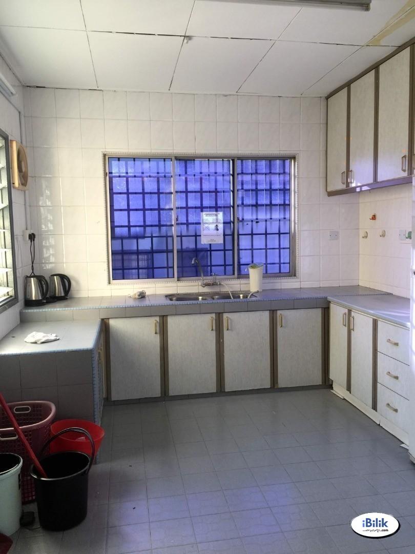 Free WIFI ! Single Room at Taman Serdang Jaya, Seri Kembangan