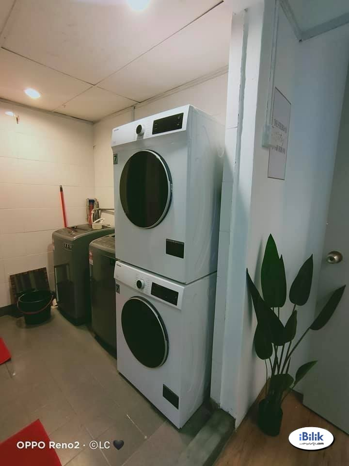 [1 Month Deposit] Middle Room for Rent ~ Walking distance Kota Damansara / Surian MRT Station 🚇