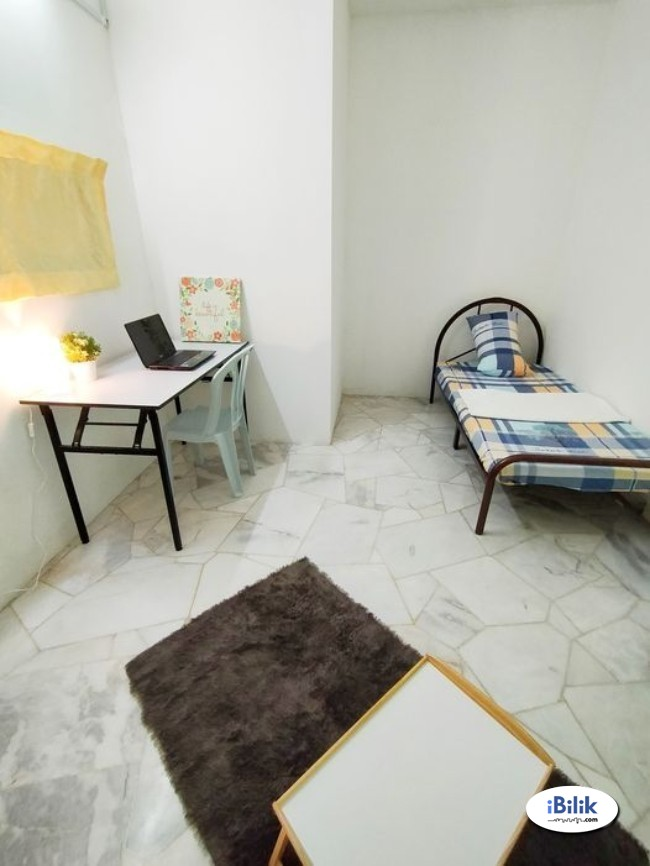 Zero Deposit ⚡ Room for rent at Seri Utama, Kota Damansara