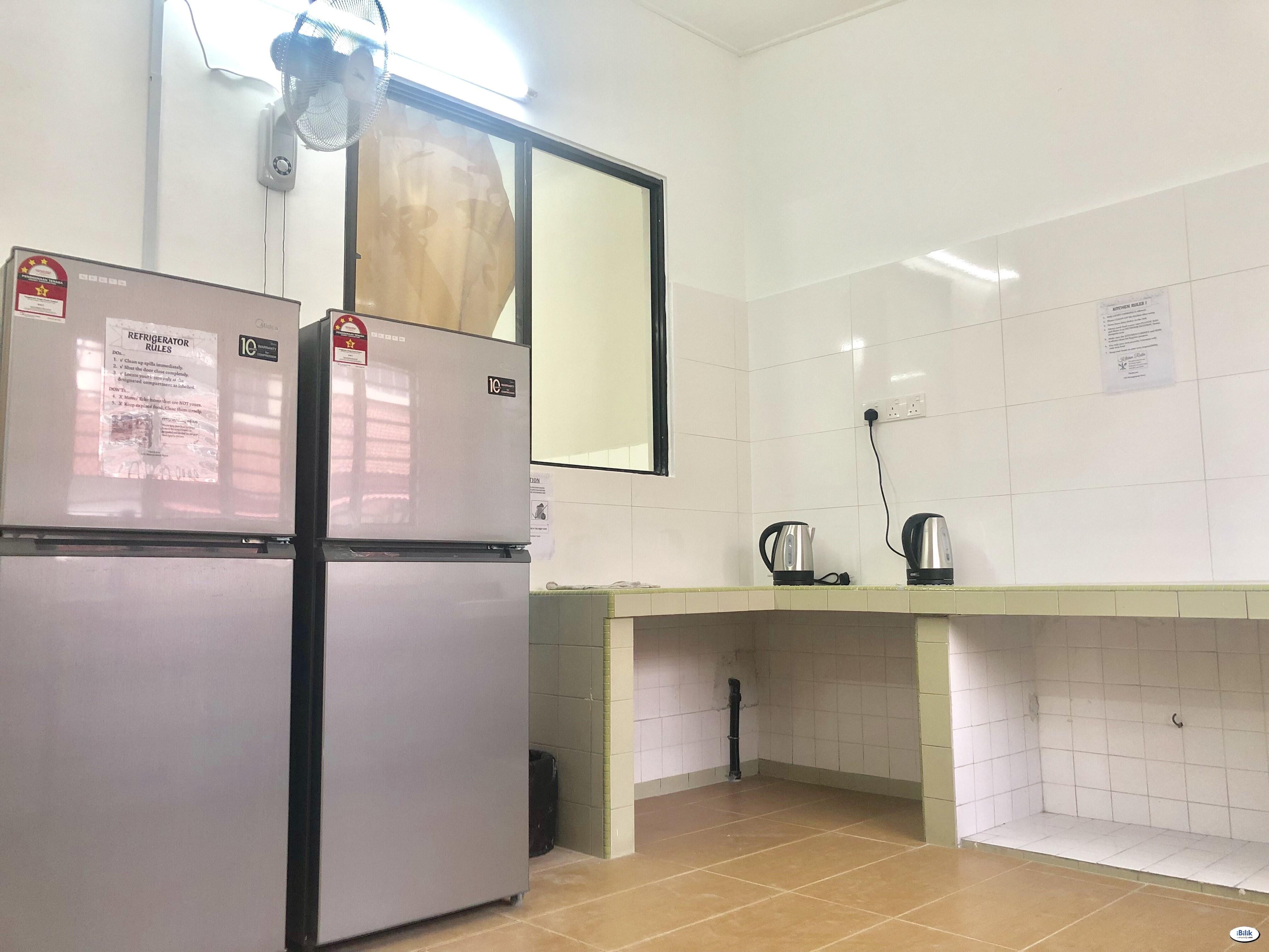Middle Room at Kota Damansara, Petaling Jaya 🌈🌼