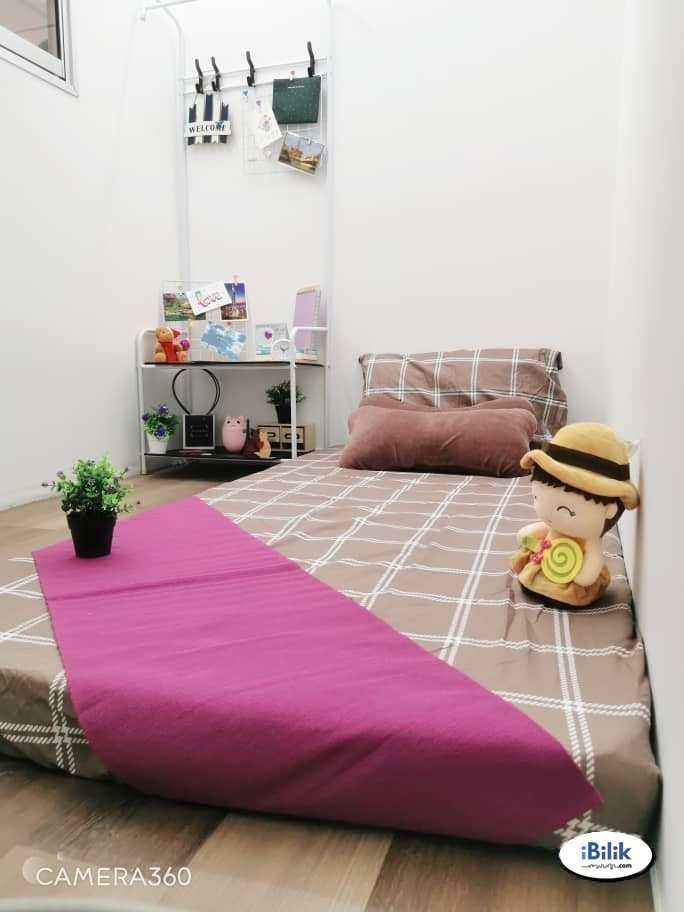 Zero Deposit 🌈🏠 Small Room at Seri Utama, Kota Damansara