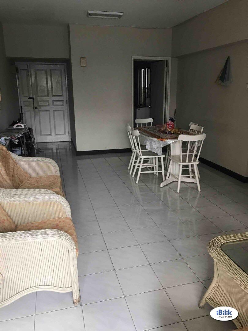 Middle Room at Desa Kiara, TTDI