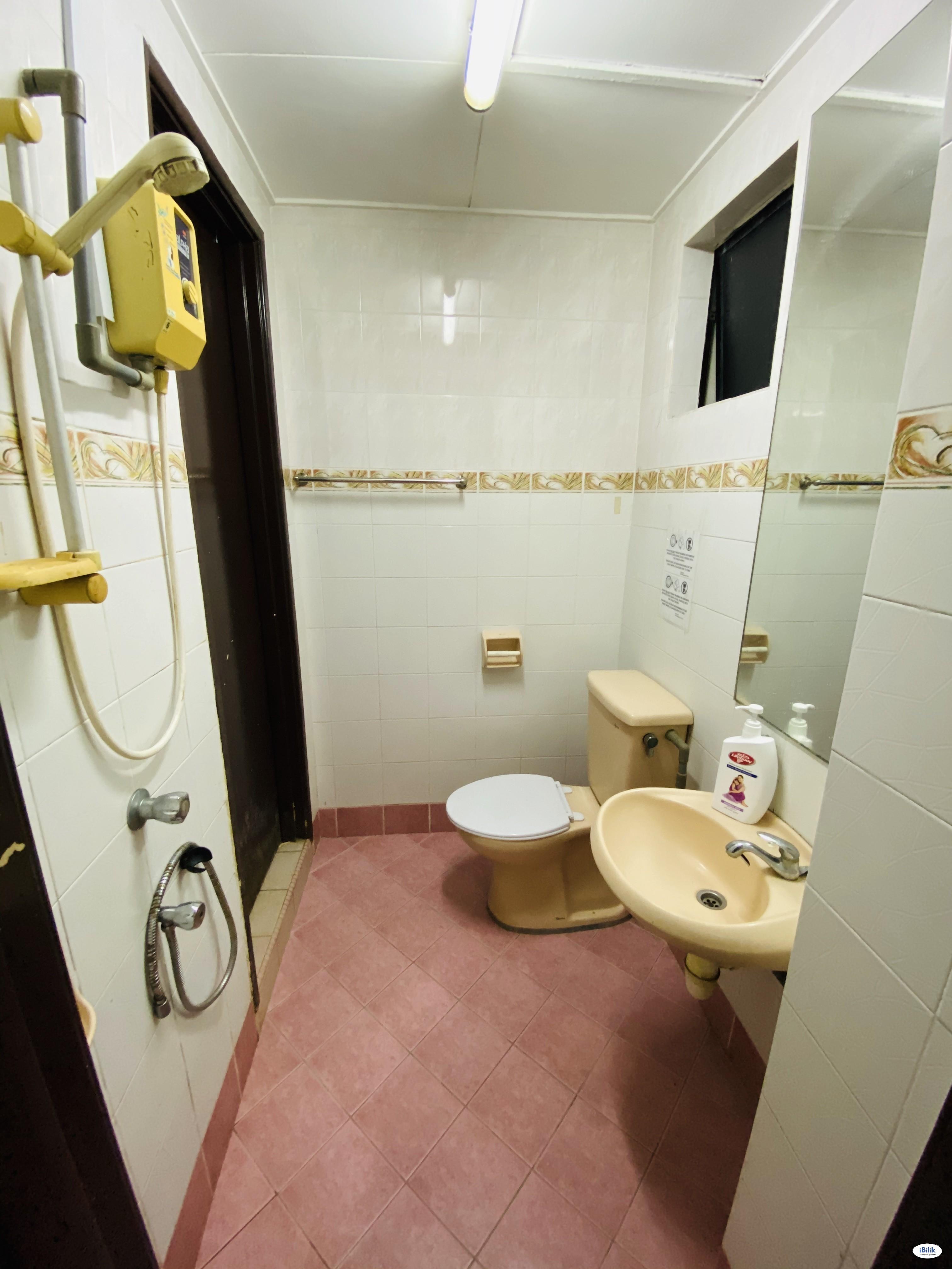 ZERO % Deposit ❗ Middle Room at BU3, Bandar Utama, Petaling Jaya with WIFI 📶