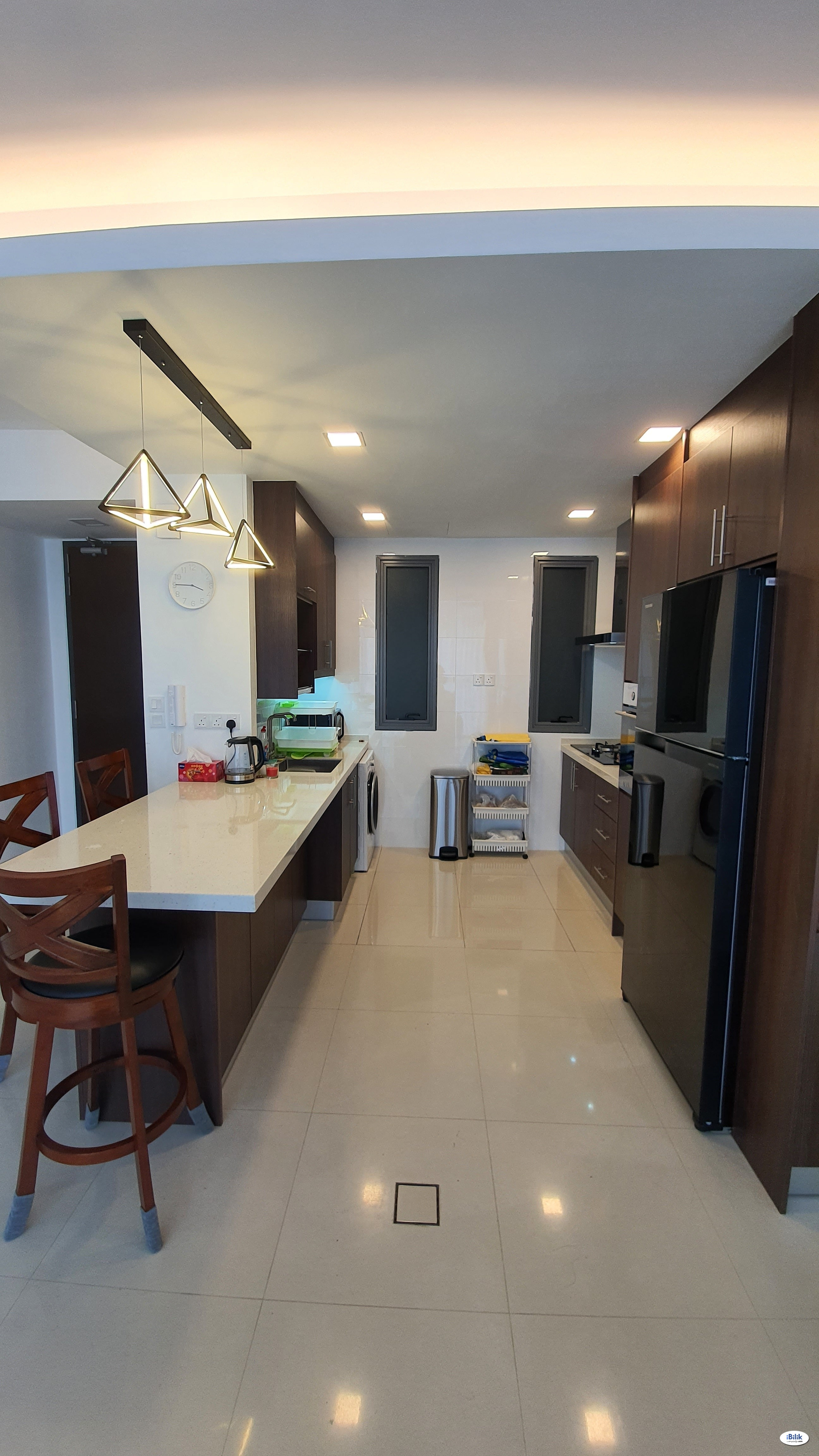 Middle Room at The Fennel, Sentul