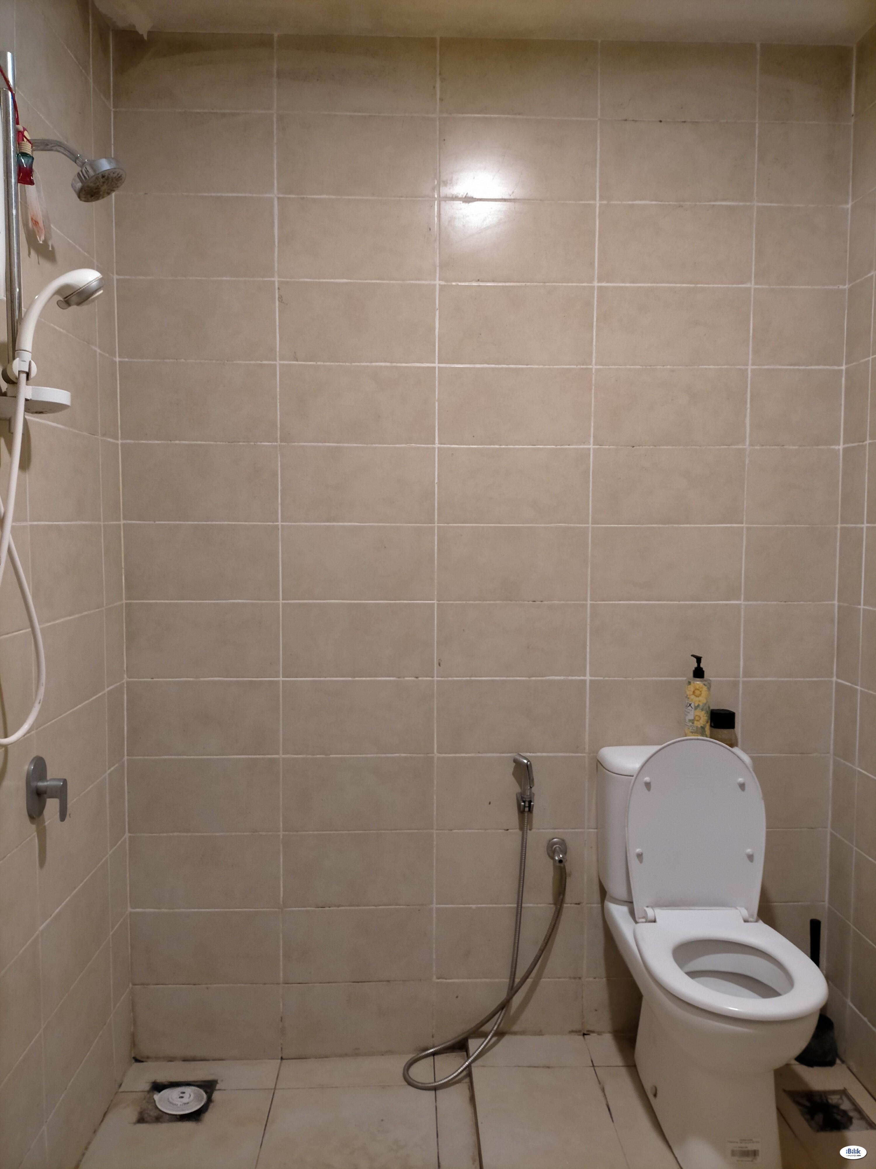 Fully Furnished Small Room i-City Shah Alam Seksyen 7 UiTM Petaling Jaya Klang i-Residence Condominium (Wt Utility)