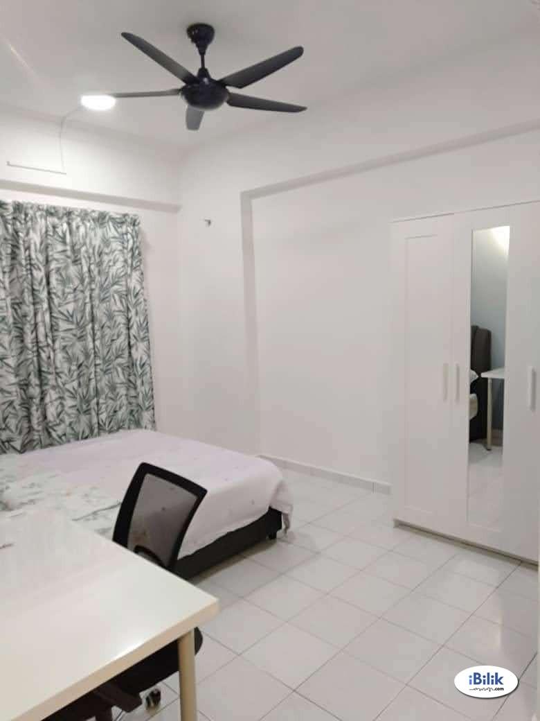 Middle Room at Bandar Menjalara, Kepong , Desapark City