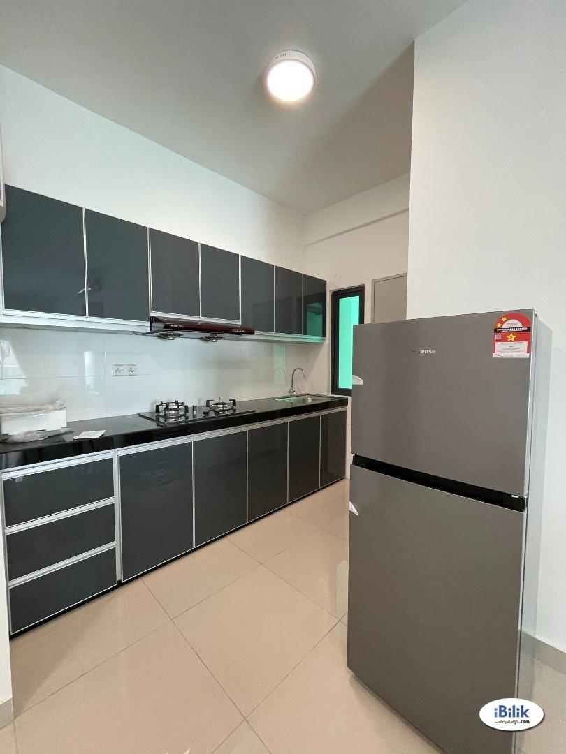 Master Room at Twinz Residences, Bandar Puchong Jaya