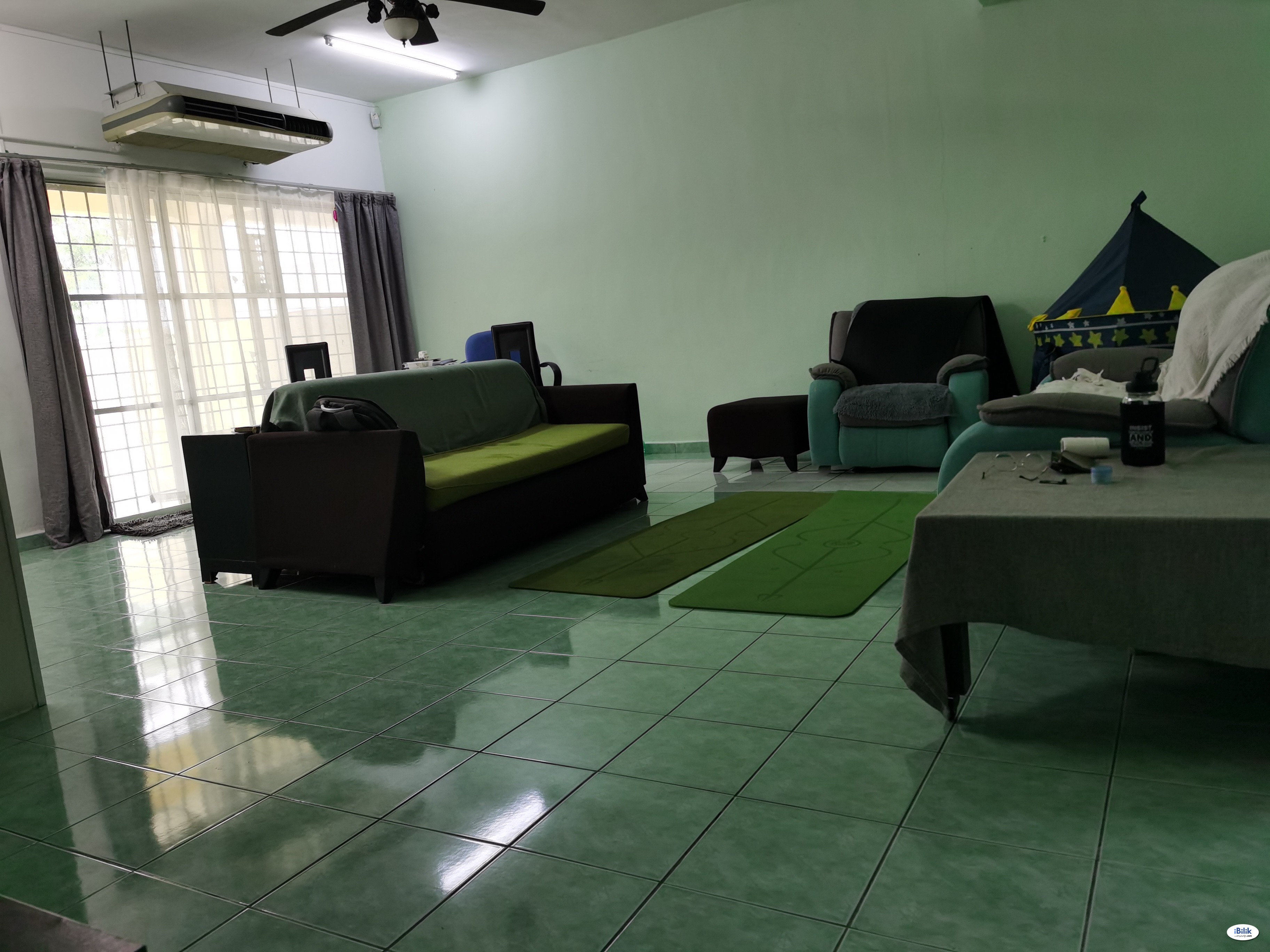 Fully furnished Room Taman Taynton View Kuala Lumpur