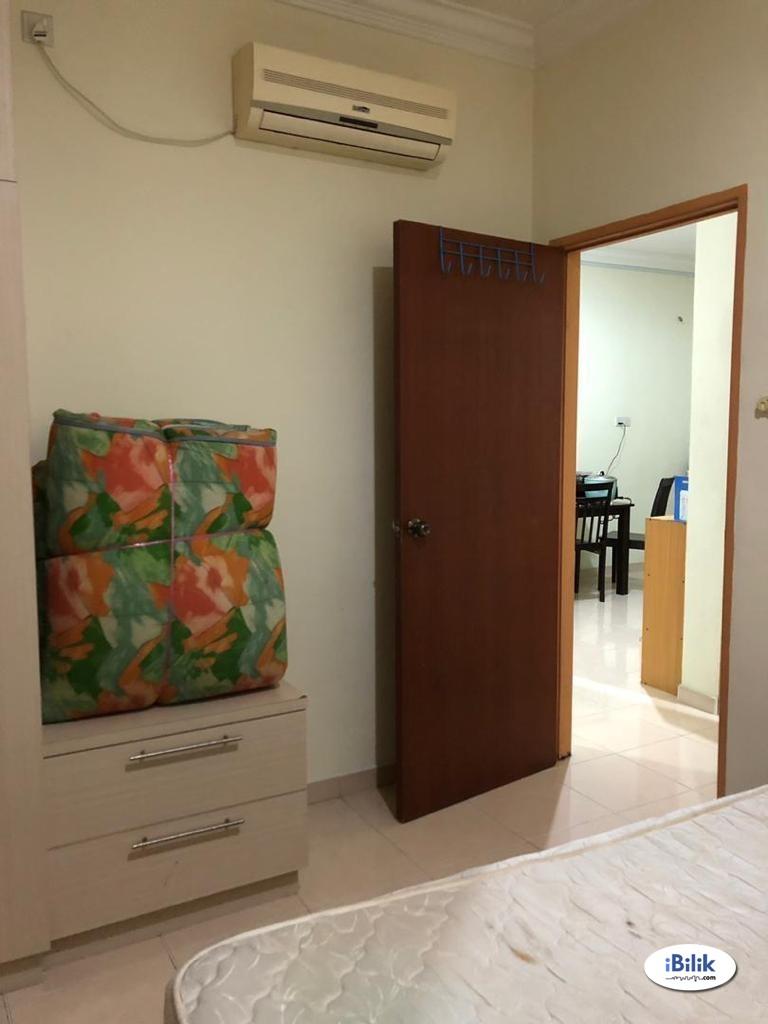 Master Room at Sri Samudera, Johor Bahru