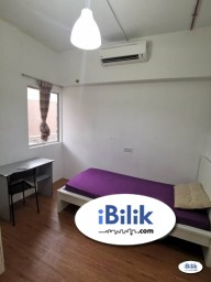 Room Rental in Selangor - 🌈Min 1 Month Rental / Middle Room at SS15, Subang Jaya with Easy Access LRT Station