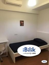 Room Rental in Selangor - [ RM1 FOR 2nd Month ] Middle Room for Rent at Kota Damansara