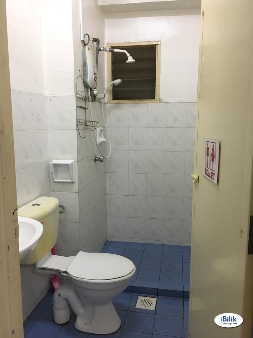 Middle Room at Mawar Apartment, Sentul