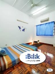 Room Rental in Petaling Jaya - 🔥 [ZERO Deposit] 🔥 Middle Room BU10, Bandar Utama Near First City University / One Utama.