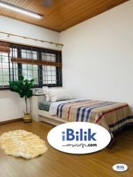 Room Rental in Kuala Lumpur - Middle Room at Taman Mutiara Barat, Cheras Nearby MRT Taman Mutiara 🚇
