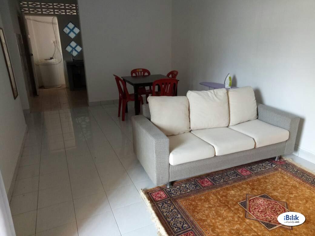 Master Room at Orchid Apartment, Taman Puchong Prima