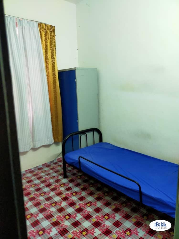 Single Room at Orchid Apartment, Taman Puchong Prima