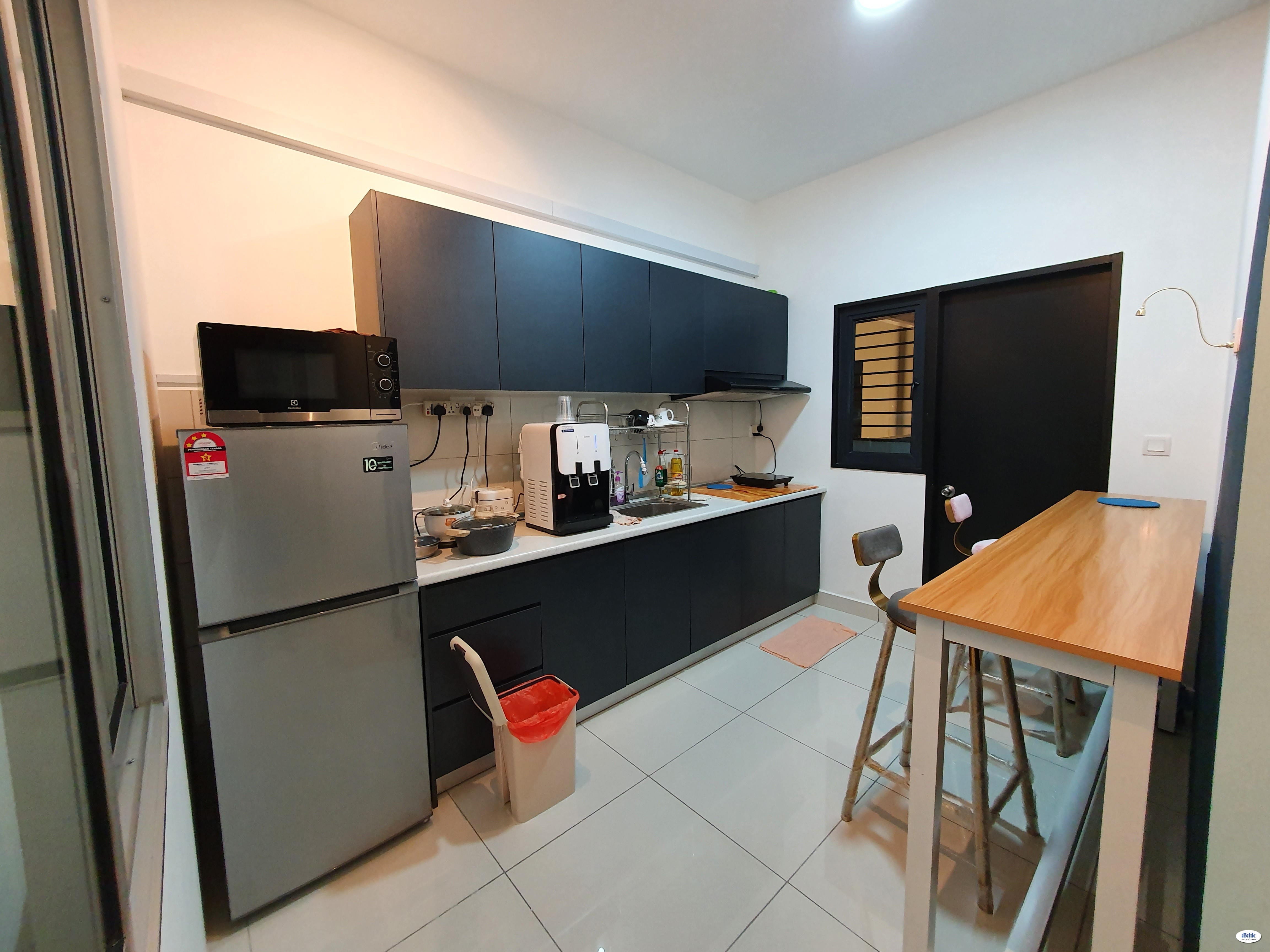 ✨ [Include ALL Utilities] Middle Room with Balcony at The Havre, Bukit Jalil with walking distance to Pavilion 2, Aurora Mall (Female preferable)