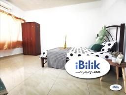 Room Rental in Malaysia - 1 Month Deposit 💥 Middle Room at TTDI, Kuala Lumpur Near Menara Ken / Mutiara Damansara