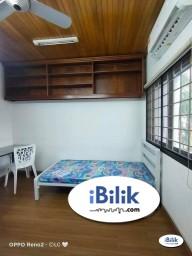 Room Rental in Malaysia - Zero Deposit ⚡ Middle Room Bangsar, Kuala Lumpur