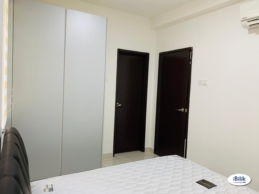 KSL Residence Middle Room at Taman Daya, Tebrau