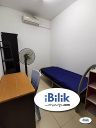 Room Rental in Kuala Lumpur - 📢 Newly Refurbished Middle Room Unit 🏘️ for rent at Taman Connaught , Cheras 🏘️